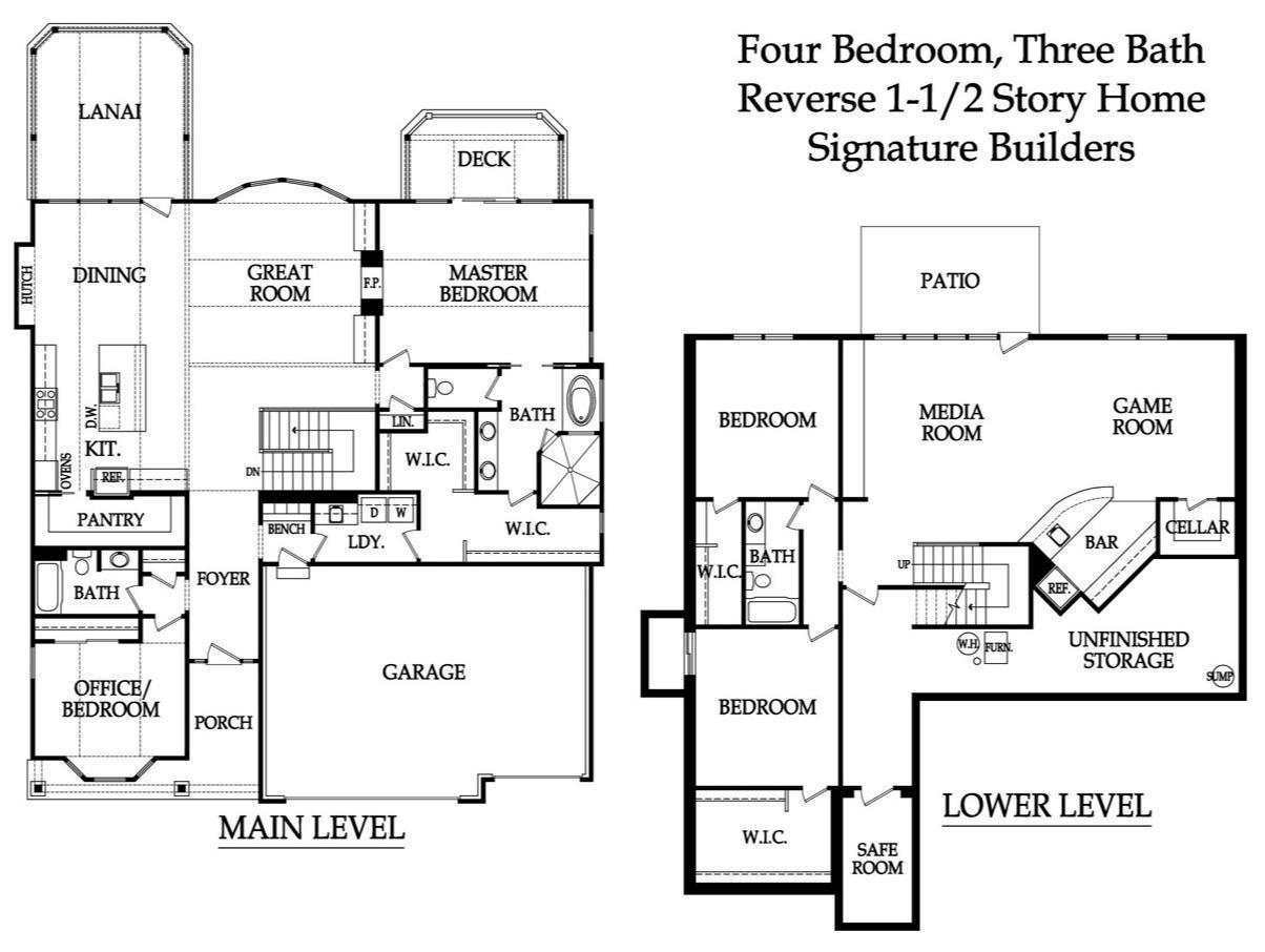 The nantucket creekmoor raymore mo homes for sale for Nantucket floor plan
