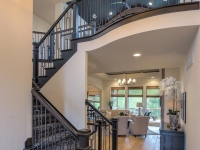 SAB Homes - The Brookline 1 1/2 Sty Foyer