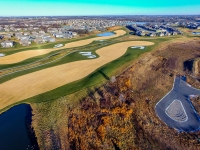 Creekmoor - Aerial View of Golf Course